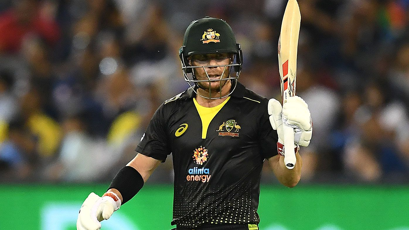 David Warner becomes first T20 opener to stay unbeaten in three-match series as Australia sweeps Sri Lanka