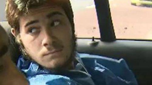 Terror accused Sevdet Besim.