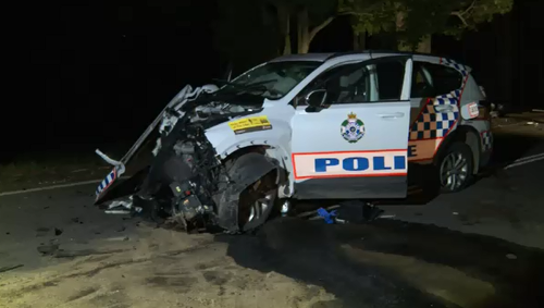 Man dead, police officer seriously injured in Sunshine Coast crash