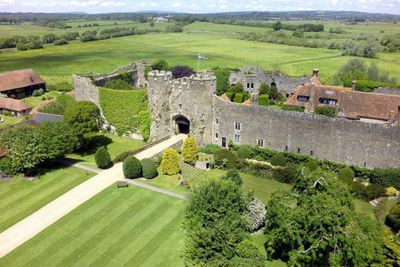 <strong>Amberley Castle, West Sussex, England</strong>