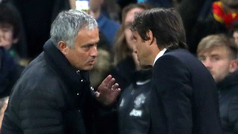 Mourinho accuses manager of humiliation