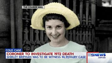 VIDEO: Queensland coroner to investigate 1972 death