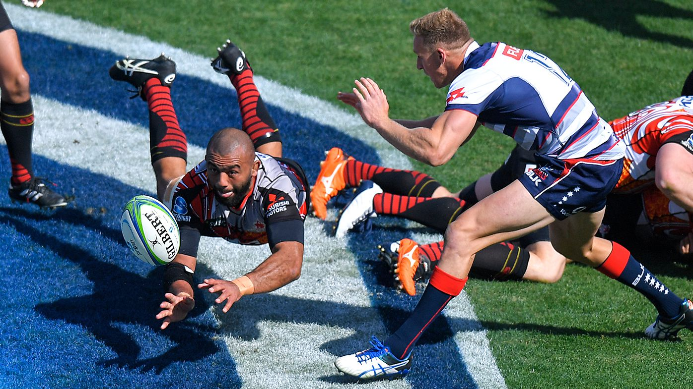 Rebels roll Sunwolves for unbeaten start