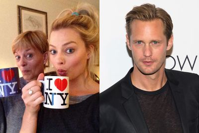 According to <i>Variety</i>, Margot is also in talks to be Tarzan's Jane opposite <i>True Blood</i>'s Alexander Skarsgard. With Deadline also reporting the <i>Neighbours</i> star will be in upcoming post-apocalyptic film <i>Z for Zachariah</i>.<br/><br/>(Image: Margot and her mum / Alexander Skarsgard. Source: whosay/Getty)<br/>