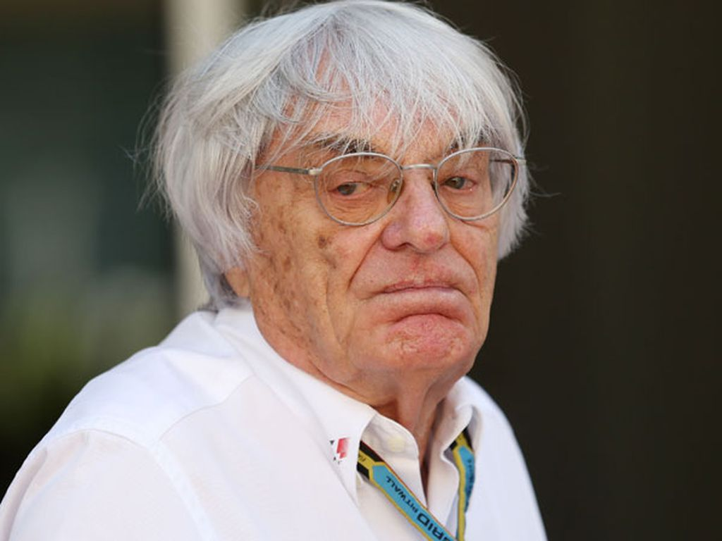 Former F1 Boss Bernie Ecclestone Says There S Little Hope 2020