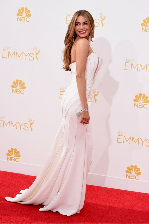 PHOTOS: Stars hit the Emmys red carpet in Los Angeles