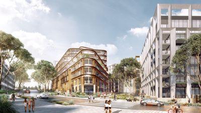 Plans for ambitious $3 billion north Sydney development put on ice