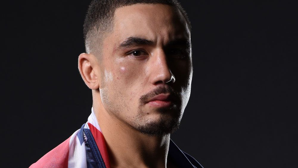 Australian Robert Whittaker to fight Yoel Romero for UFC interim title in Las Vegas