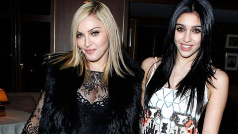 Listen: Madonna sings with her daughter!