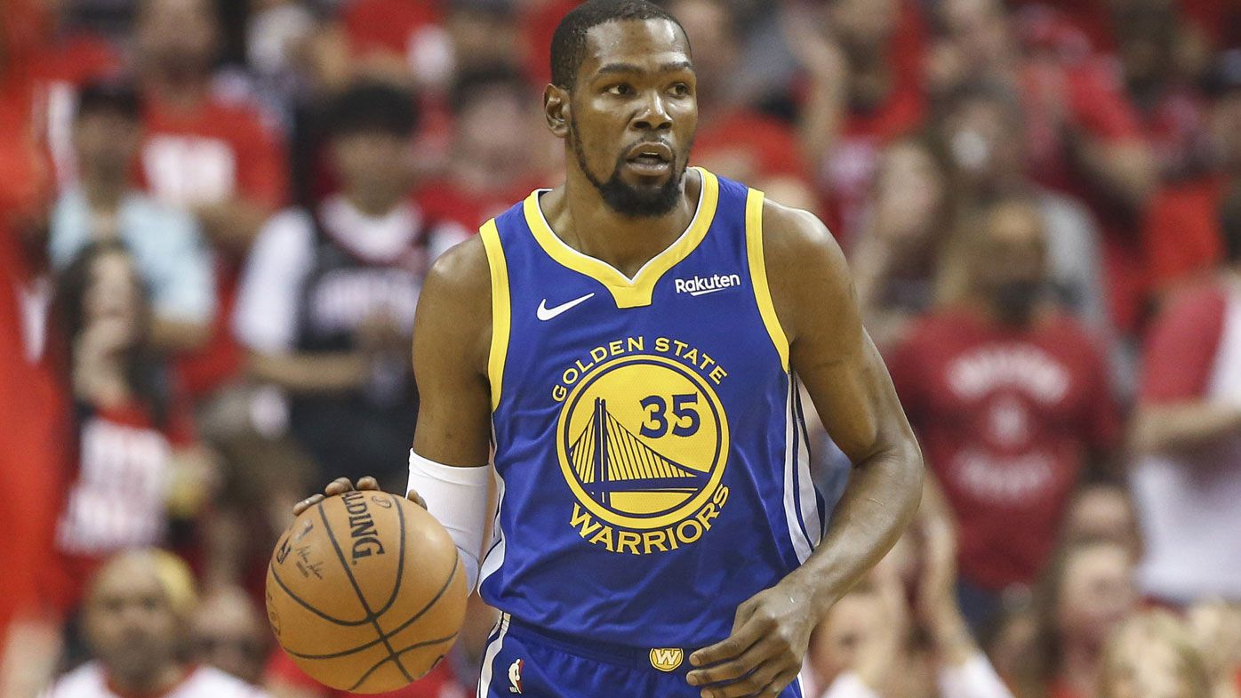 Golden State Warriors not to blame for Achilles injury according to Kevin Durant