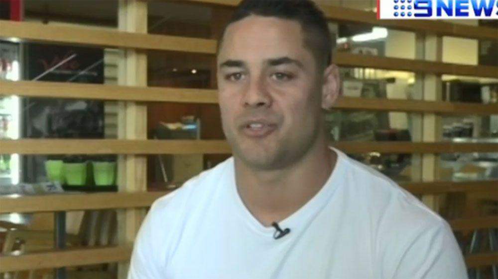 NRL news: Jarryd Hayne not worried about $700k pay cut to join Parramatta Eels