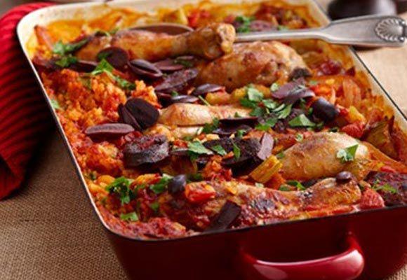 Paella recipes