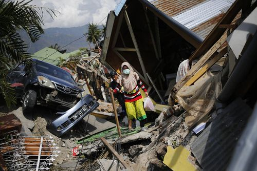 The death toll has reached 1,234 with thousands more feared dead underneath rubble and in areas rescuers cannot reach.