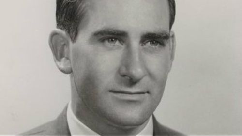 Former Liberal leader Sir Billy Snedden - one of just two people who tempted Laurie Oakes to join politics. (Supplied)