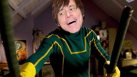 Comedian to comic-book hero: Jim Carrey joins <i>Kick-Ass 2</i>