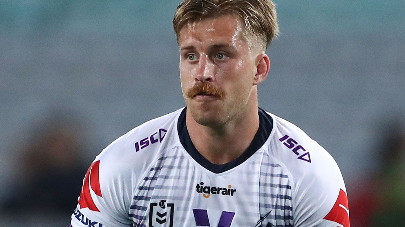 EXCLUSIVE: Andrew Johns backs Cameron Munster to take home Clive Churchill Medal