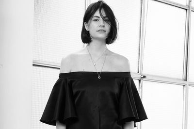 <p>Elle McClure, associate fashion and beauty editor</p>