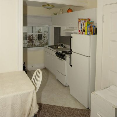 Kitchen: scale 1 (uncluttered)