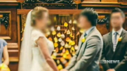 The teacher, who cannot be identified, was married at the time of the offending. (9NEWS)
