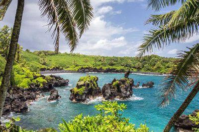 19. Honokalani Beach in Maui, Hawaii