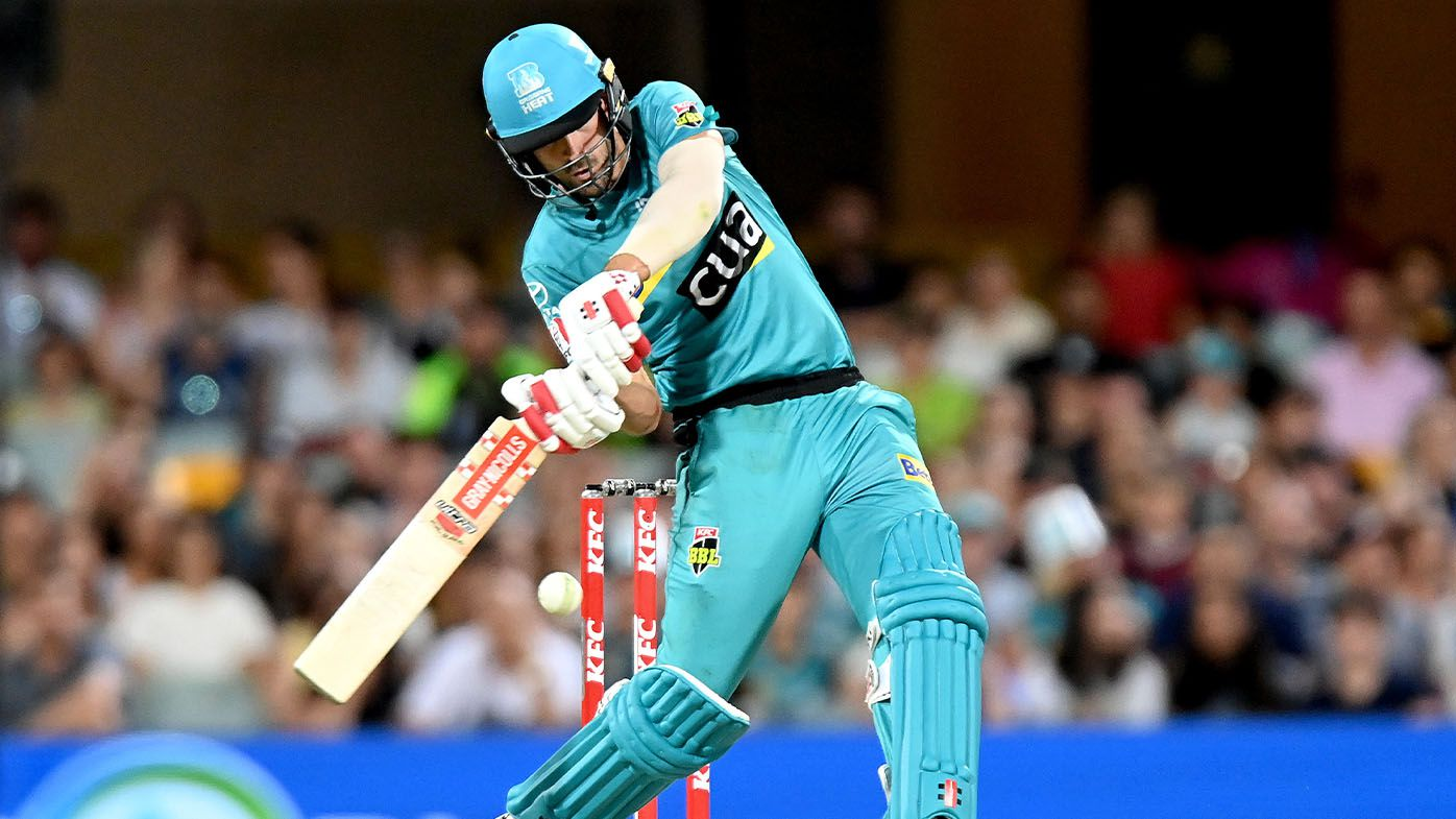 Axed Australia Test batsman Joe Burns finds long-awaited success in nightmare summer with the blade, driving Brisbane Heat to victory