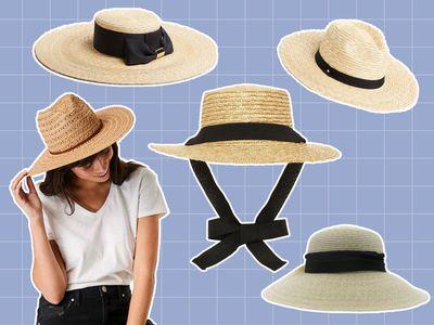 Same, same but more affordable hats