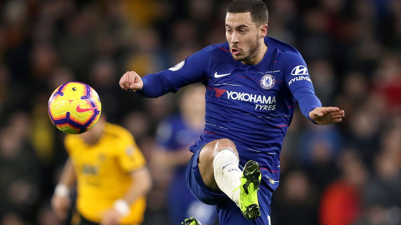 Eden Hazard completes dream $273m move to Real Madrid
