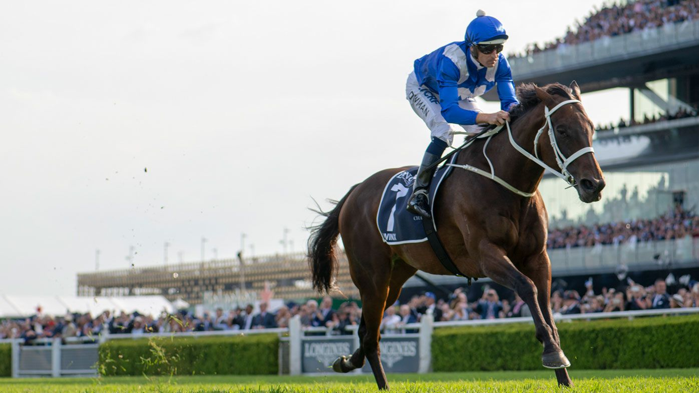Winx to be honoured with stand at Randwick Racecourse