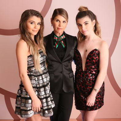 Lori Loughlin, Olivia Jade and Isabella Giannulli