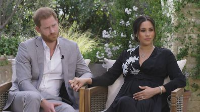 Meghan Markle and Oprah interview
