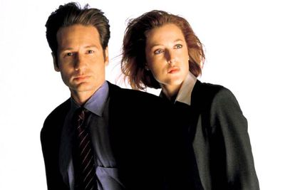 Gillian Anderson rocketed to fame playing <I>The X-Files</I>' Dana Scully, the rational FBI agent and thinking man's sex symbol. But the role nearly went to another sex symbol...