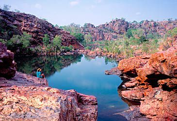 Daily Quiz: Which is Australia's largest terrestrial national park?