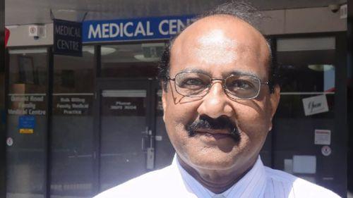 Doctor Rajeshwa Chandra. (Supplied)