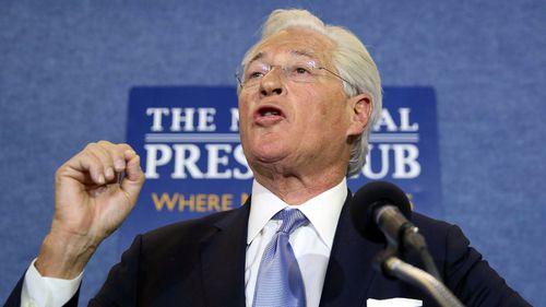 Donald Trump's former lawyer Marc Kasowitz. (AAP)