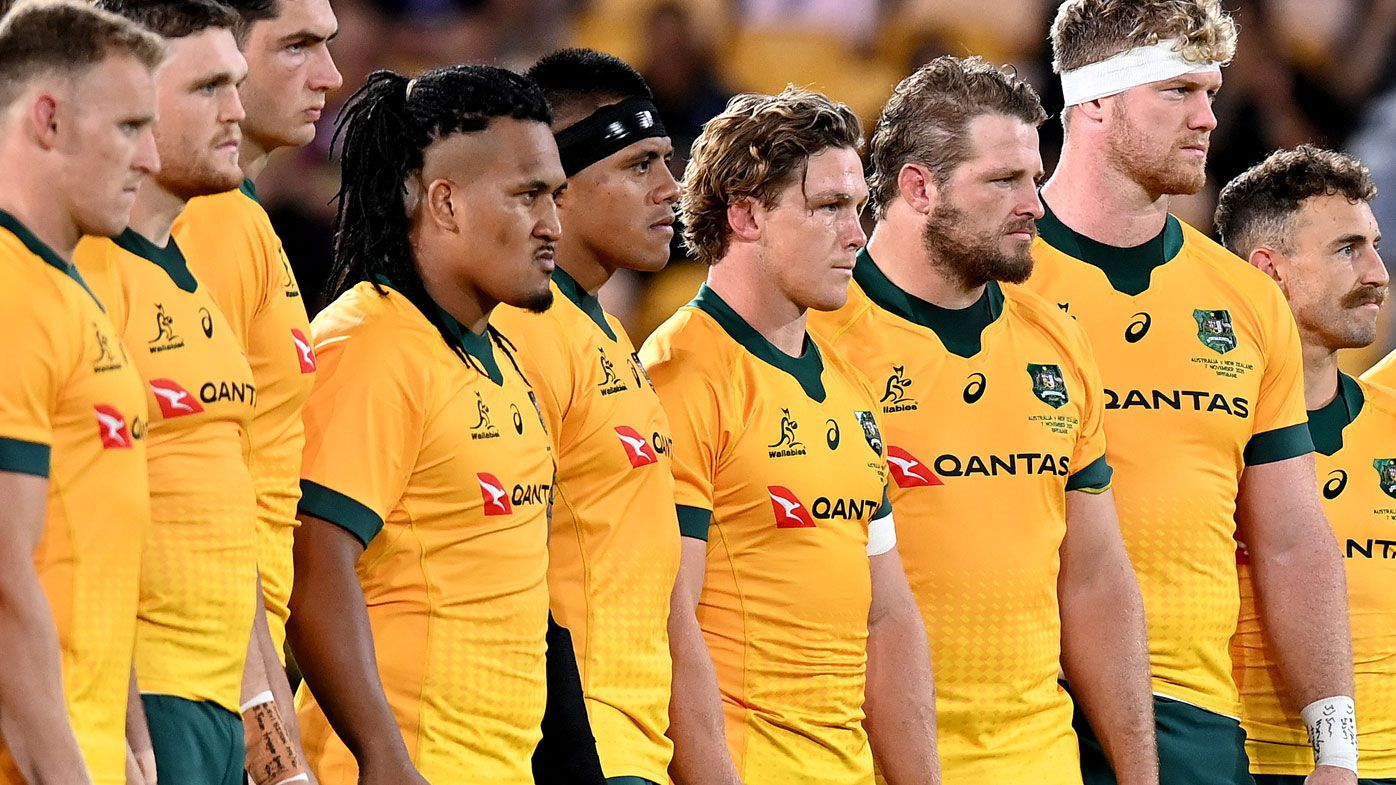 The Wallabies prepare to face Argentina on Saturday night.