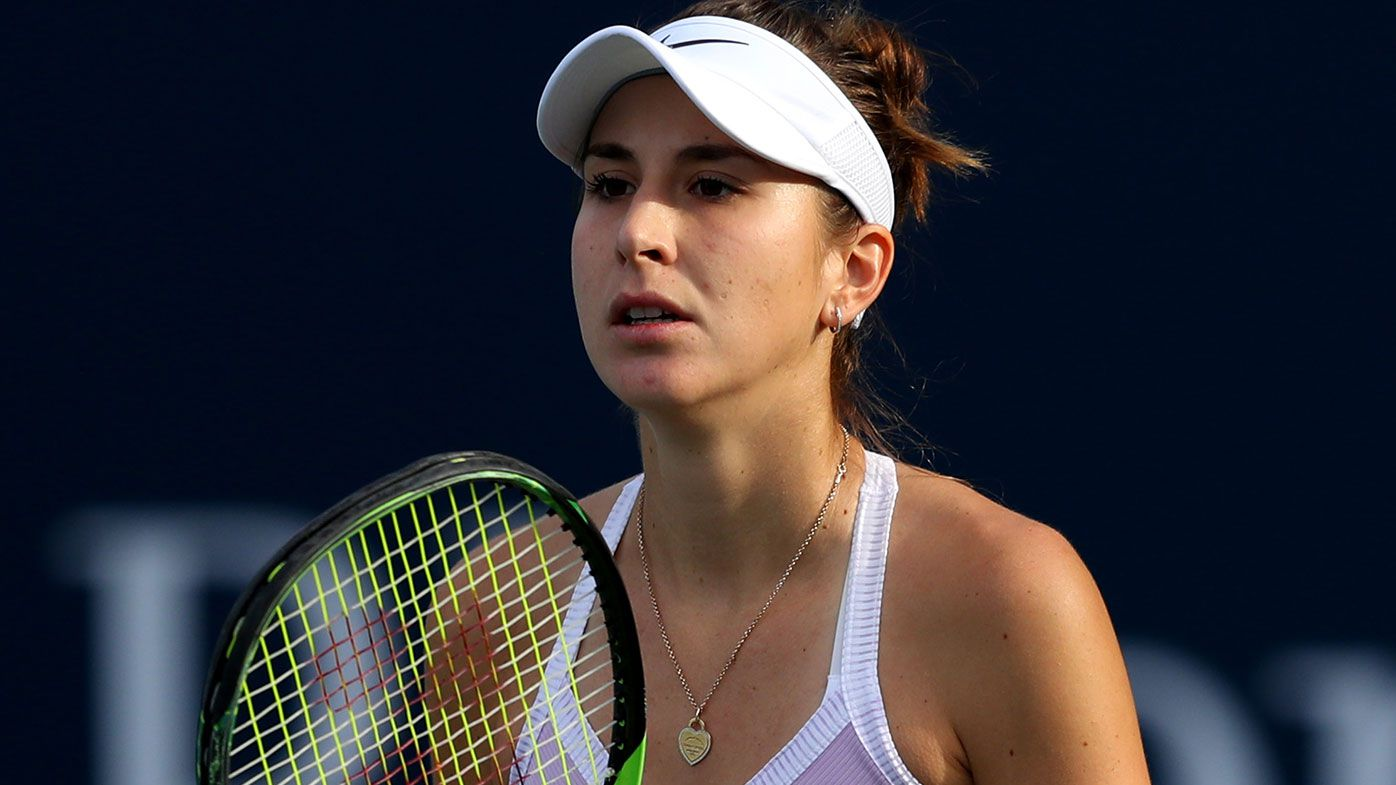 Belinda Bencic  suffers incredible defeat at Dubai Open