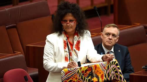Malarndirri McCarthy has called on Pauline Hanson to come to Uluru and learn from the local people there.
