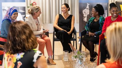 Meghan supports women's groups and causes on Africa tour, 2019