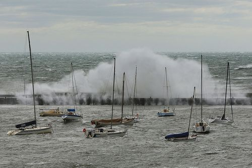 The Bureau of Meteorology has issued weather warnings for both states as a colder change is set to hit in coming days.