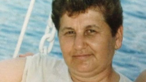 Fatma Solmaz was beaten with a chair leg and strangled.