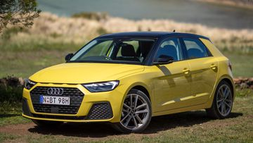 Audi's grown up A1 Sportback hits Aussie shores.