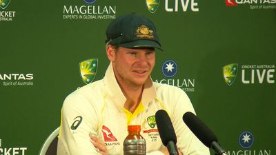 Steve Smith targets series whitewash