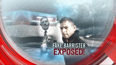 Fake barrister