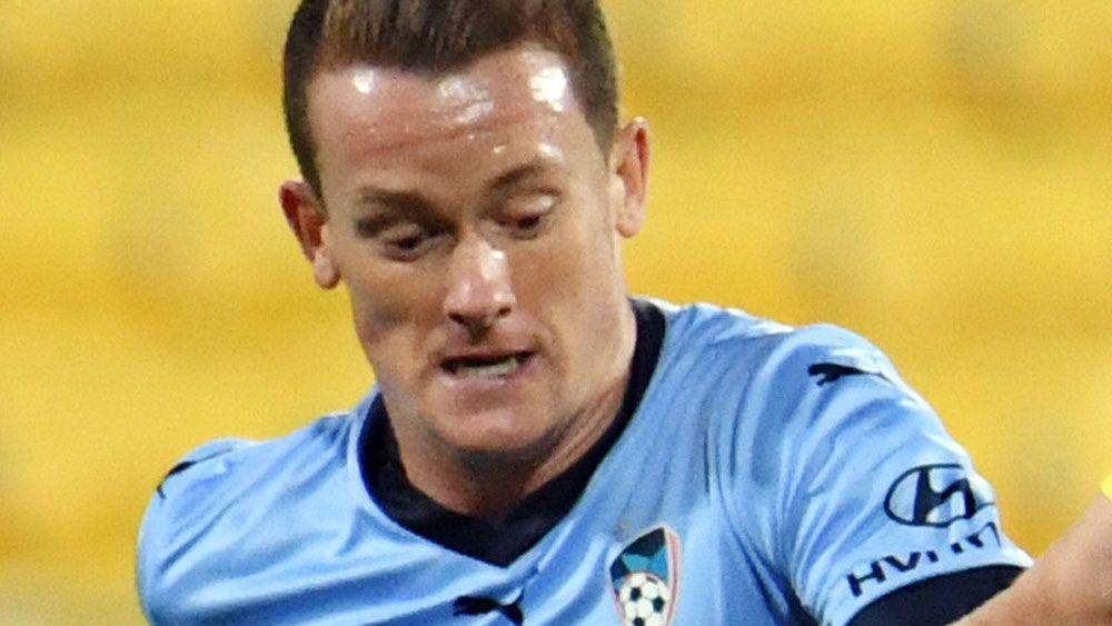 Sydney FC midfielder Brandon O'Neill. (AAP)