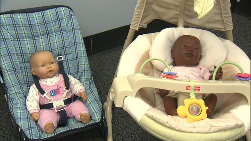 SA Health is warning parents not to use baby walkers and exercise jumpers, due to risk of injury to babies.