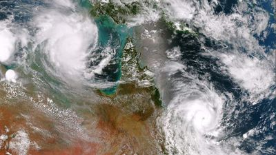 Marcia has winds of 205km/h at its core, with gusts of up to 285km/h. It is expected to cross the coastline between Bundaberg and Mackay around 8am local time with the small community of Yeppoon greeting it.
