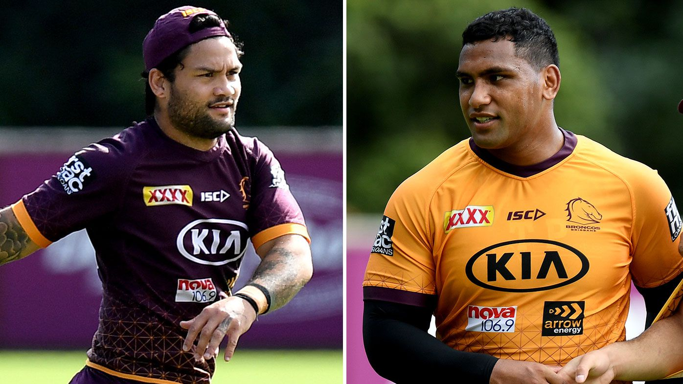 NRL Round 6 team lists: Tevita Pangai Jr and Issac Luke come in for Broncos, Tigers overlook Benji Marshall for Josh Reynolds again