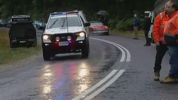 Targa crash fatal