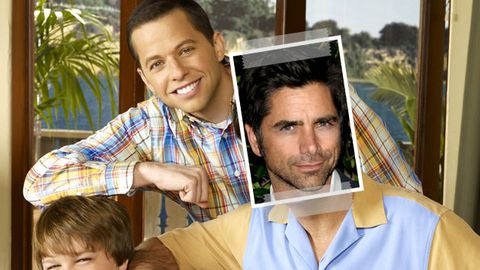 You decide: should John Stamos replace Charlie Sheen on Two and a Half Men?