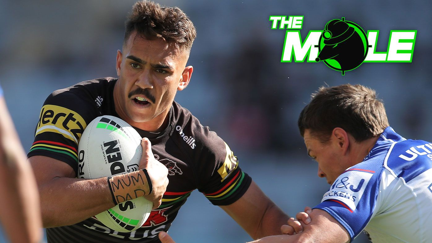 Player swap proposed so Wests Tigers get Panthers fullback Daine Laurie for 2021